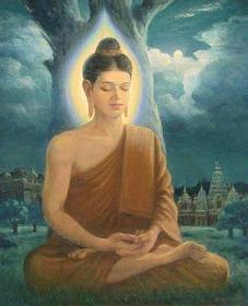 Buddha Meditating (www.wisdomquarterly.blogspot.com)
