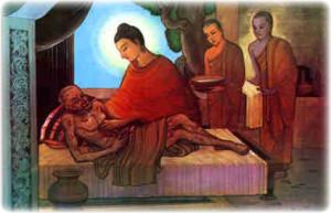Annica, Dukkha, Anatta (Image source – www.picturesofbuddha.com)
