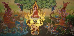 The Bodhisattas Quest (Image source - www.tbcm.org)