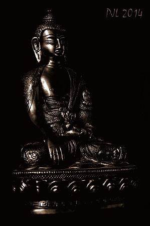 Bronze Buddha I