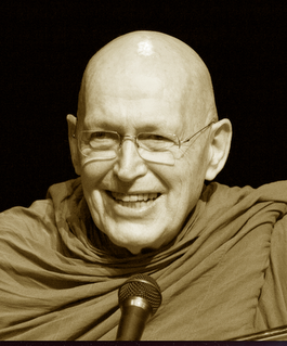 Ajahn Sumedho (Image Credit - www.theravada-dhamma.org)