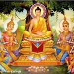 Buddha and Devas