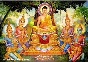 Buddha and Deities