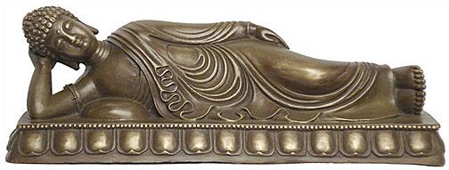 Reclining Buddha - www.talariaenterprises.com